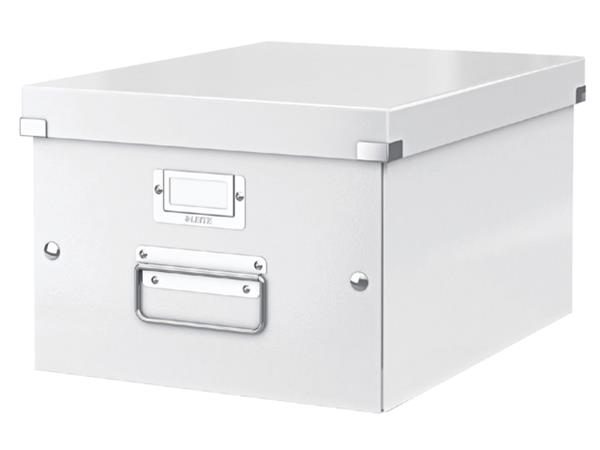 Opbergbox Leitz Click & Store 265x188x335mm wit
