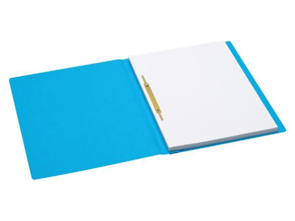 Snelhechter Jalema Secolor met strip en dekplaat A4 blauw